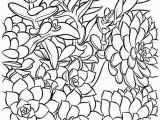 Coloring Pages You Can Print Out Versatile Succulent Cards You Can Print Again and Again