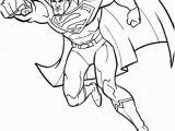 Coloring Picture Of A Superman 12 Belle Coloriage De Superman Graph