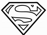 Coloring Picture Of A Superman Superman Coloring Pages Free Download Printable with Images
