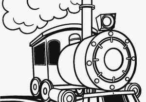 Coloring Picture Of Train Engine Steam Engine Train Coloring Page with Images