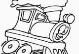 Coloring Picture Of Train Engine Train ç è Š 上的釘圖
