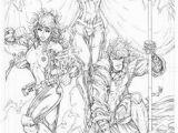 Coloring Pictures Of the X-men V Ken Marion Artwork