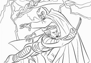 Coloring Pictures Of the X-men X Men 12 Colorear