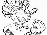 Coloring Turkey Pages for Preschoolers Free Printable Thanksgiving Coloring Pages for Kids