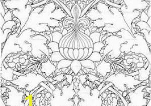 Coloring Wall Murals William Morris Coloring Pages Bing Images