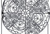 Coloringcastle Com Mandala_coloring_pages HTML X Mas Mandala 4 Coloring Pages Christmas