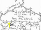 Colossians 3 23 Coloring Page 193 Best Bible Coloring Pages Images