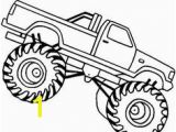 Colouring Pages Monster Truck 39 Best Coloring Pages Images