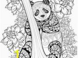 Combo Panda Coloring Page 3325 Best Flags Coloring Pages Images