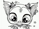 Combo Panda Coloring Page Creative Cuties Betsy Bat Free Printable Coloring Page
