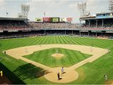 Comerica Park Wall Mural Tiger Stadium History Photos and More Of the Detroit