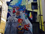 Comic Book Wall Murals 10 Fantastic Ic Strip Murals to Admire In Brussels