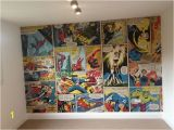 Comic Book Wall Murals 20 Cool Wallpaper Designs that Will Spruce Up Your Home