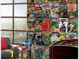 Comic Book Wall Murals I M Doing A Ic Book themed Game Room Marvel Ic Book Xl Wall