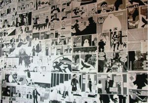 Comic Book Wall Murals Rebecca S Bathroom Home Inspiration