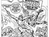 Comic Coloring Pages Ics Xmen 1965 Unreleased Cover Books Adult Coloring Pages