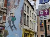 Comic Strip Wall Mural Brussels Ic Strip Mural tour the Bucket List Couple