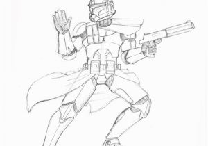 Commander Cody Coloring Page Fresh Clone Trooper Coloring Pages Coloring Pages