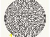 Complex Mandala Coloring Pages Printable 127 Best Mandala Coloring Images