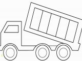 Construction Dump Truck Coloring Pages 15 Fresh Garbage Truck Printable Coloring Pages