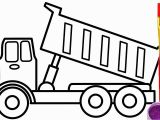 Construction Dump Truck Coloring Pages at Dump Truck Coloring Pages Free Coloring Pages for