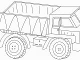 Construction Dump Truck Coloring Pages Dump Truck Coloring Pages Coloring Page A Dump Truck Printable