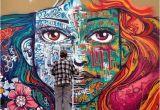 Contemporary Mural Artists Marcelo Ment at Work Miami Street Art Street Artists Art Urban Art