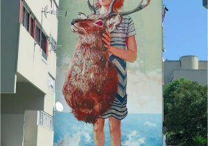 Contemporary Mural Artists Stunning Murals Inspired by social issues Graphics