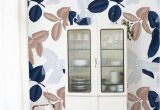Contemporary Wall Murals Interior Rollnrollwallpapers Leaves Wall Mural Eur 56 00