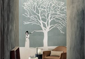 Contemporary Wall Murals Interior Wall&dec² On Behance I N D S D E C O R A T I N G