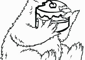 Cookie Monster Halloween Coloring Pages Cookie Monster Coloring Pages Cookie Monster Coloring Sheet Monster