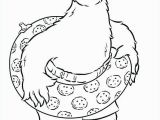Cookie Monster Halloween Coloring Pages Cookie Monster Halloween Coloring Pages Almashriq