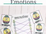 Coping Skills Coloring Pages Easter social Skills Emotions