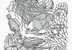 Coral Coloring Pages 10 Unique Coral Coloring Pages