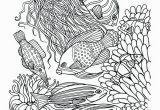 Coral Reef Coloring Page Best Coral Reef Coloring Page Coloring Pages