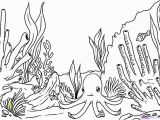 Coral Reef Coloring Page Coral Reef Coloring Pages Coral Reef Coloring Pages Ocean Fish
