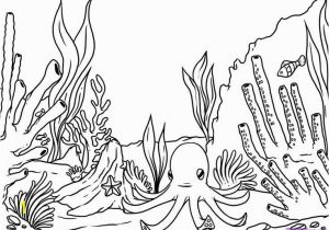 Coral Reef Coloring Pages 10 Unique Coral Coloring Pages