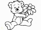 Corduroy Bear Printable Coloring Page Teddy Bear Coloring Pages theme