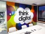 Corporate Office Wall Murals Tips You Must Remember to Do Multi Color Printing