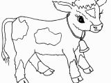 Cow Head Coloring Page Baby Cow Coloring Pinterest