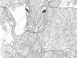 Cow Head Coloring Page Milky Cow Coloring Pages Animal Coloring Book Pages for Adults