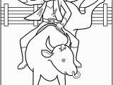 Cowboy Coloring Pages to Print Free Free Printable Cowboy Coloring Pages for Kids