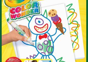 Crayola Color Wonder 30 Page Refill Paper Crayola Color Wonder 30 Page Refill Paper