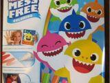 Crayola Color Wonder Baby Shark Mess Free Coloring Pages Crayola Baby Shark Color Wonder Mess Coloring 5 Markers 18