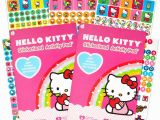 Crayola Hello Kitty Coloring Pages Buy Hello Kitty Stickers Travel Activity Set with Stickers