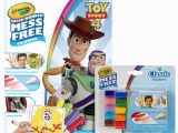 Crayola Mini Coloring Pages Disney Princess toy Story 4 Color Wonder Coloring Set with Markers Crayola