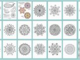 Create Your Own Mandala Coloring Page Mandala Coloring Pages — Art is Fun
