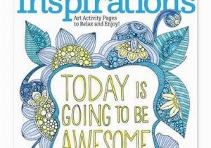 Creative Coloring Inspirations Art Activity Pages to Relax and Enjoy Love This Creative Coloring Inspirations Coloring Book On Zulily