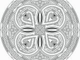Cross Coloring Pages for Adults Celtic Designs Coloring Pages Creative Haven Mandalas