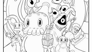 Cthulhu Coloring Pages Free C is for Cthulhu Coloring Sheet Cool Thulhu